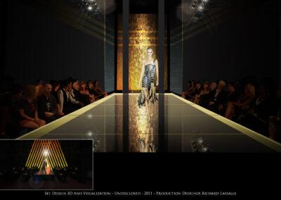 Set Design Visualization - Undisclosed - 2011