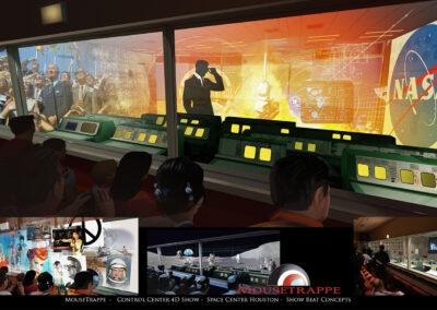 MouseTrappe - Control Center 4D Show