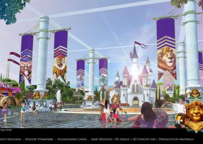 Leo's Kingdom - Welcome Zone